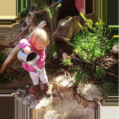 Nature Immersive Playgroup