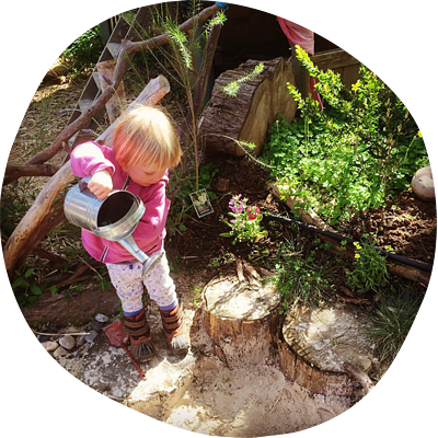 Nature Immersive Playgroup